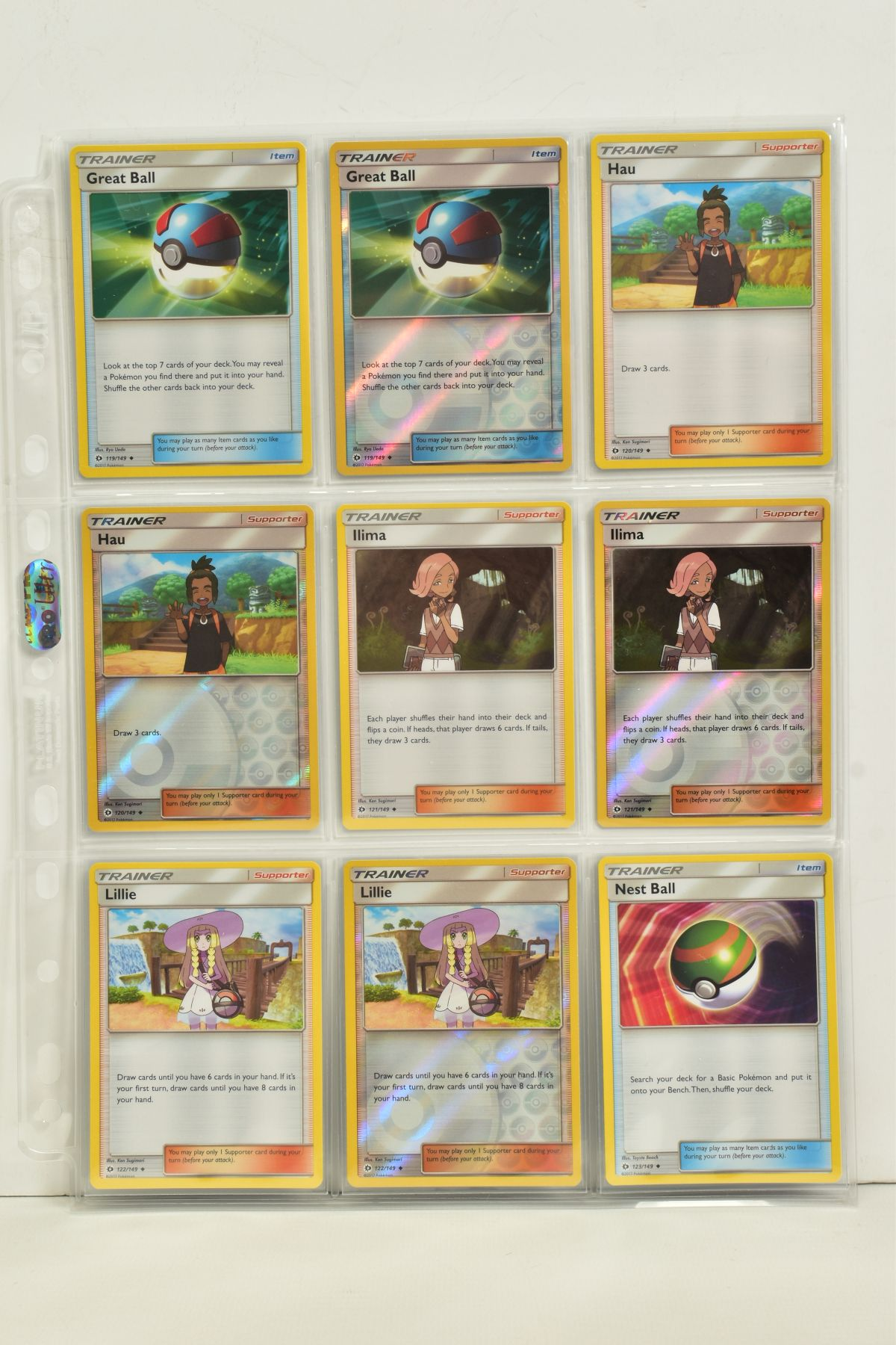 A COLLECTION OF ASSORTED POKEMON CARDS, to include complete master sets of XY Primal Clash, XY - Image 27 of 144