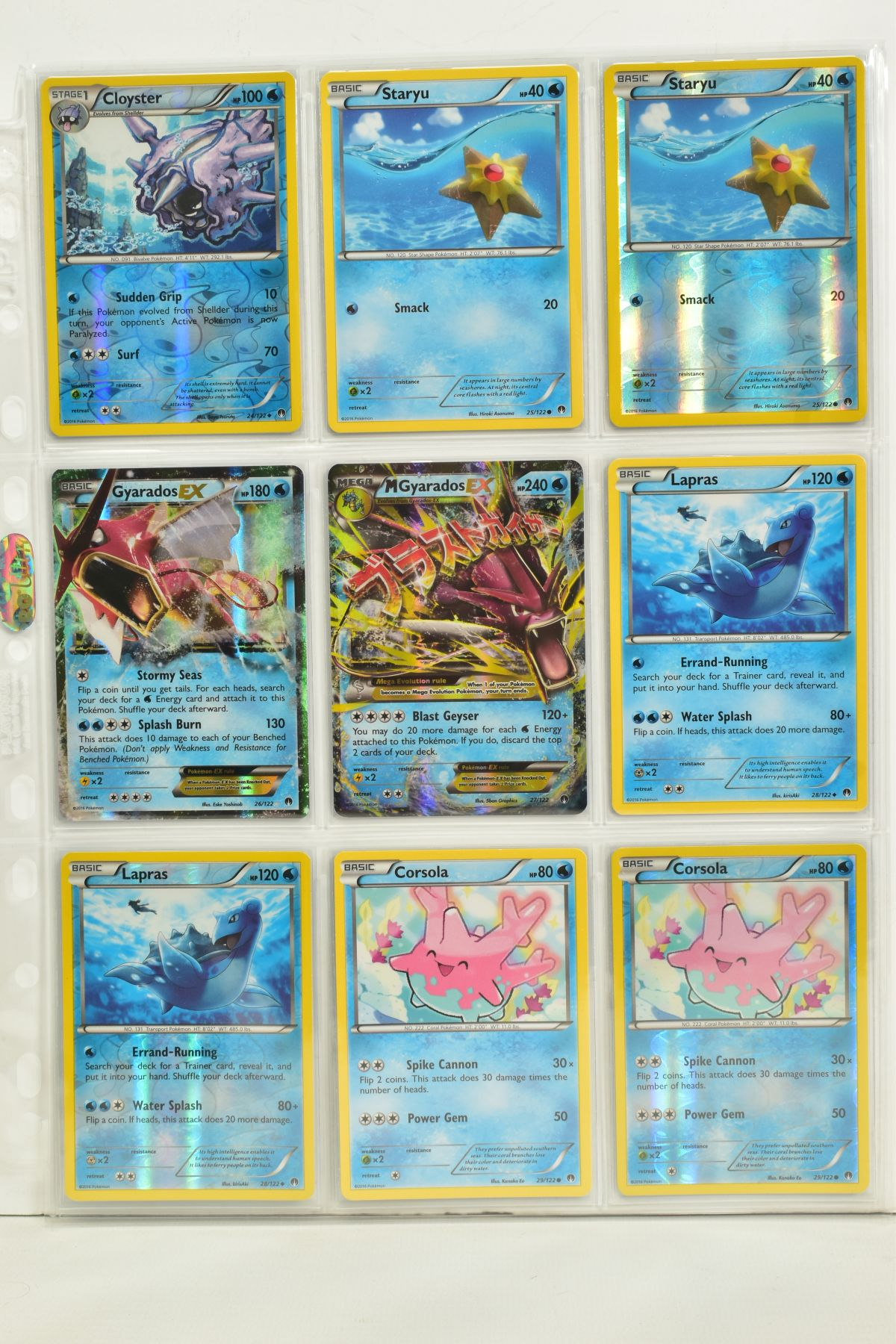 A COLLECTION OF ASSORTED POKEMON CARDS, to include complete master sets of XY Breakpoint, XY Roaring - Image 45 of 108