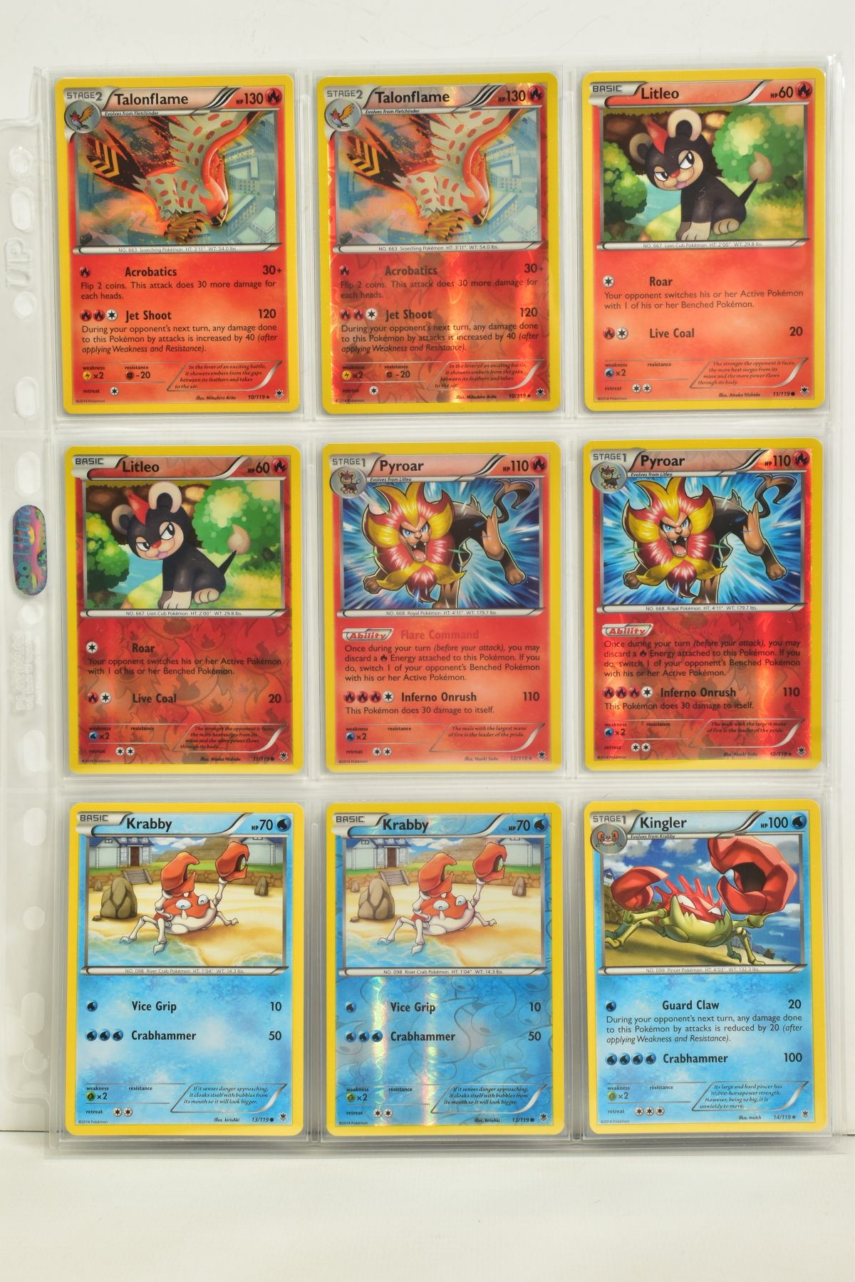 A COLLECTION OF ASSORTED POKEMON CARDS, to include complete master sets of XY Phantom Forces, XY - Image 54 of 101