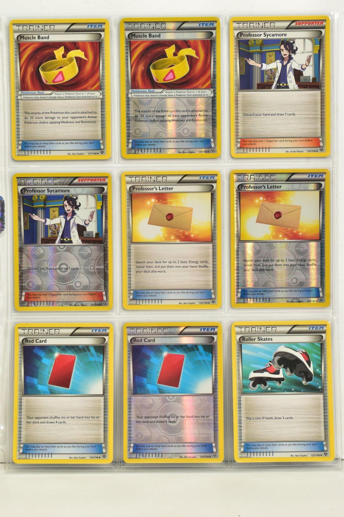 A COLLECTION OF ASSORTED POKEMON CARDS, to include complete master sets of XY Primal Clash, XY - Image 120 of 144