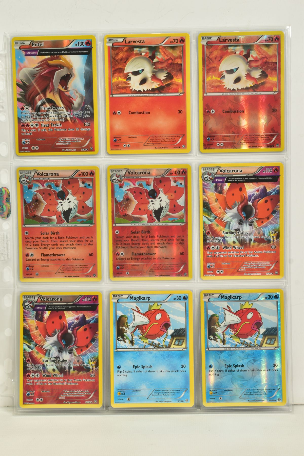 A COLLECTION OF ASSORTED POKEMON CARDS, to include complete master sets of XY Phantom Forces, XY - Image 5 of 101