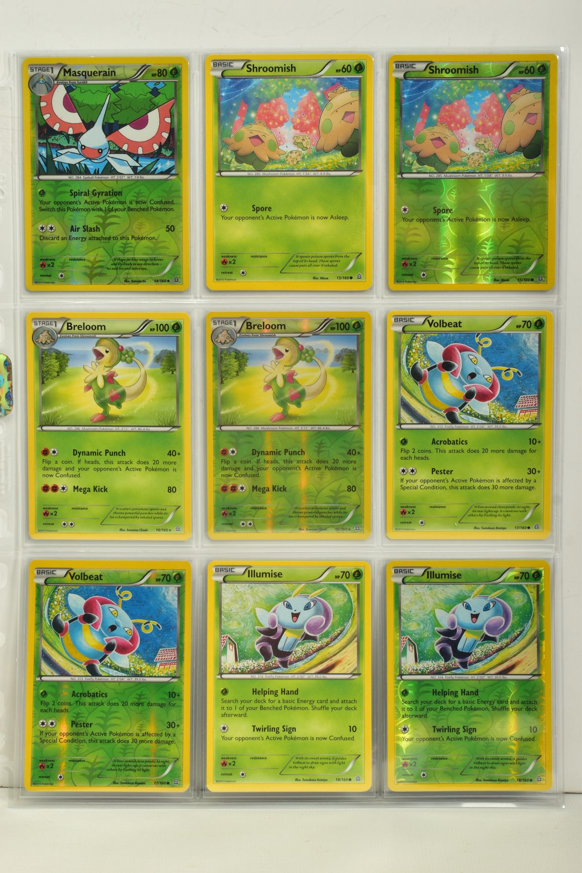 A COLLECTION OF ASSORTED POKEMON CARDS, to include complete master sets of XY Primal Clash, XY - Image 37 of 144