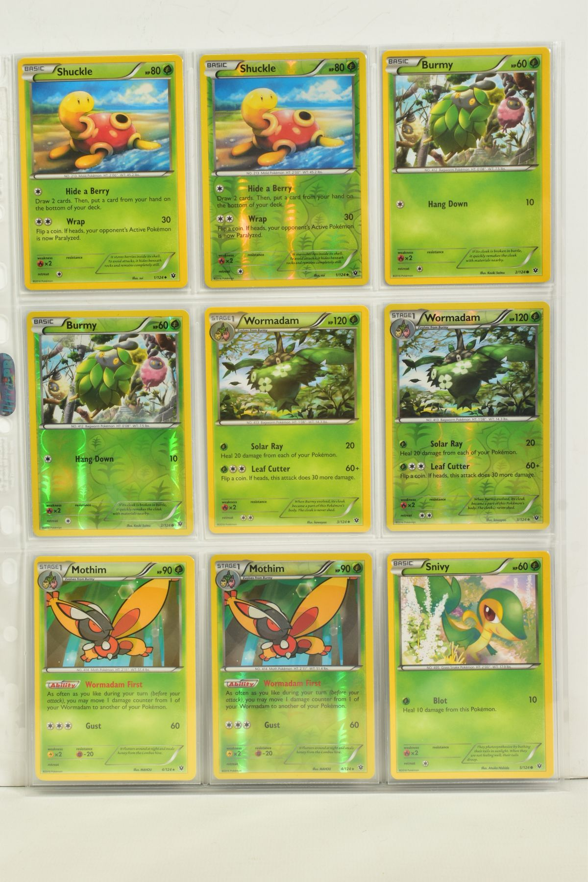 A COLLECTION OF ASSORTED POKEMON CARDS, to include complete master sets of XY Steam Siege, XY - Image 25 of 87