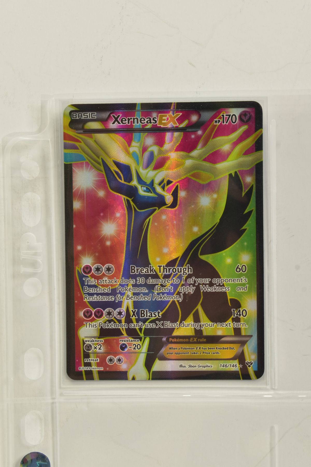 A COLLECTION OF ASSORTED POKEMON CARDS, to include complete master sets of XY Primal Clash, XY - Image 124 of 144