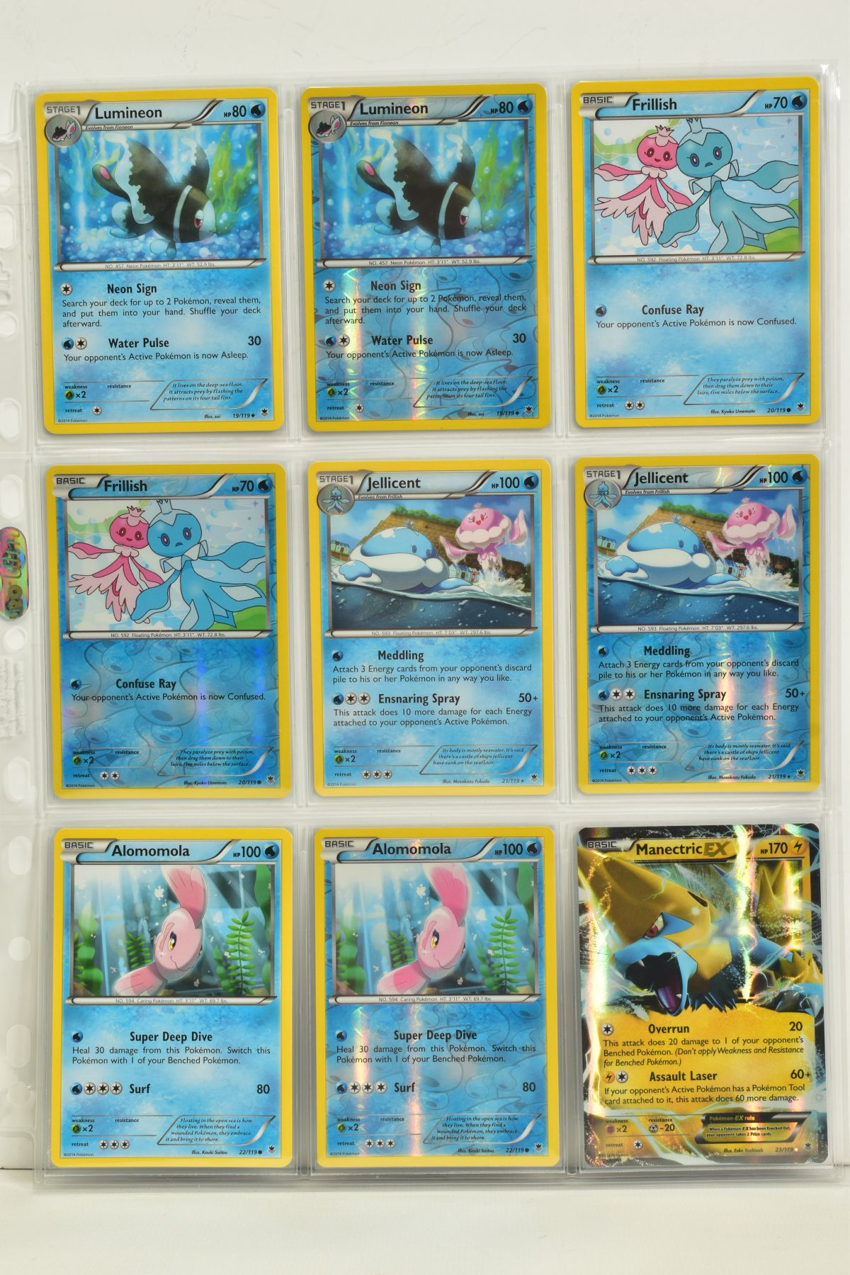 A COLLECTION OF ASSORTED POKEMON CARDS, to include complete master sets of XY Phantom Forces, XY - Image 56 of 101