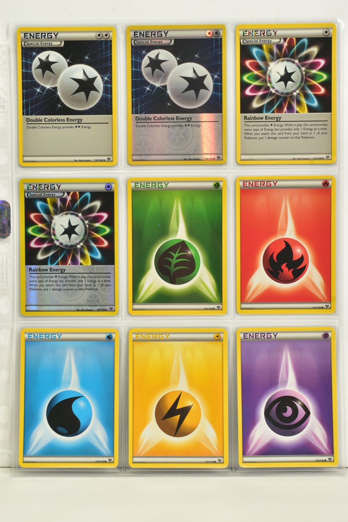 A COLLECTION OF ASSORTED POKEMON CARDS, to include complete master sets of XY Primal Clash, XY - Image 122 of 144