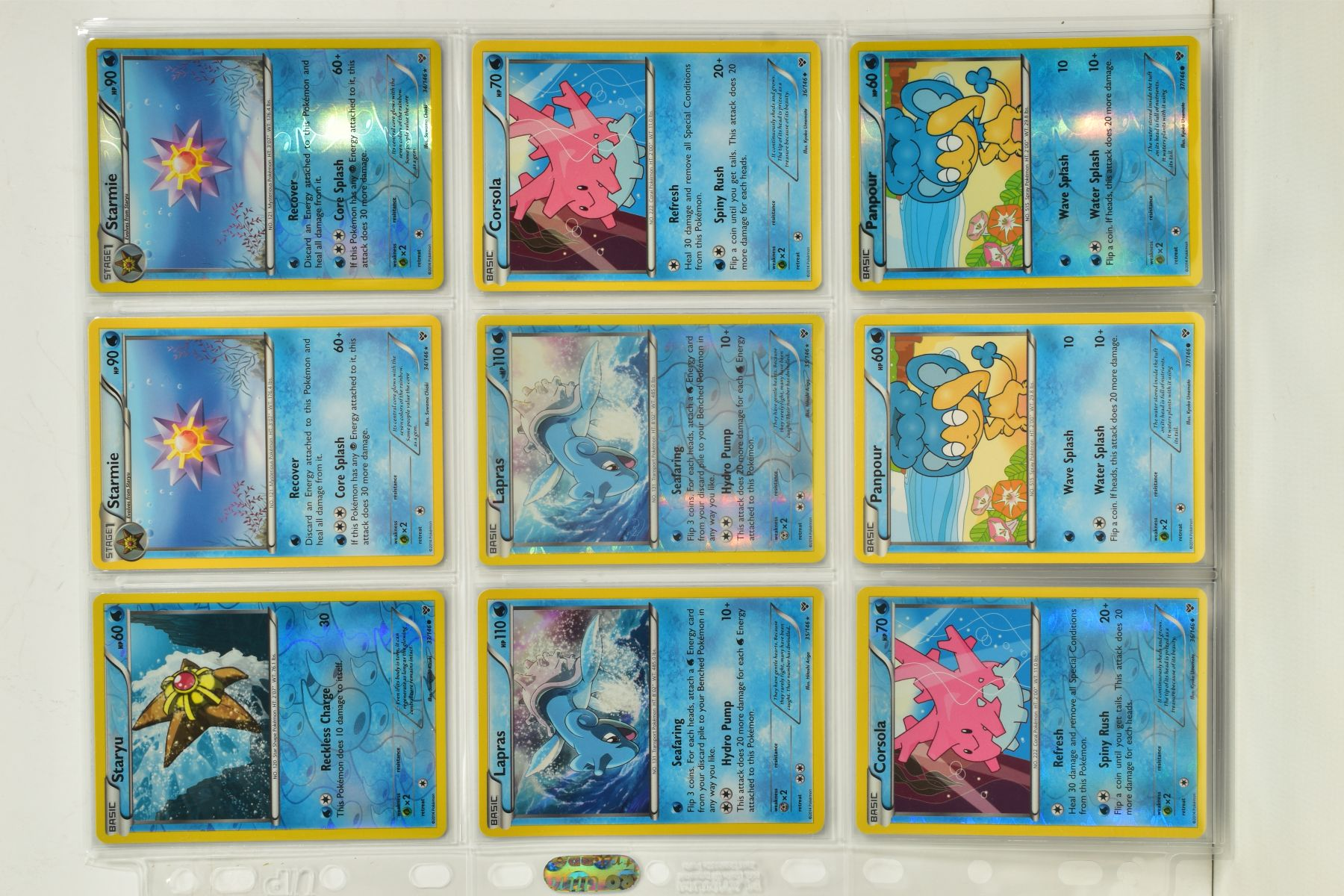 A COLLECTION OF ASSORTED POKEMON CARDS, to include complete master sets of XY Primal Clash, XY - Image 101 of 144