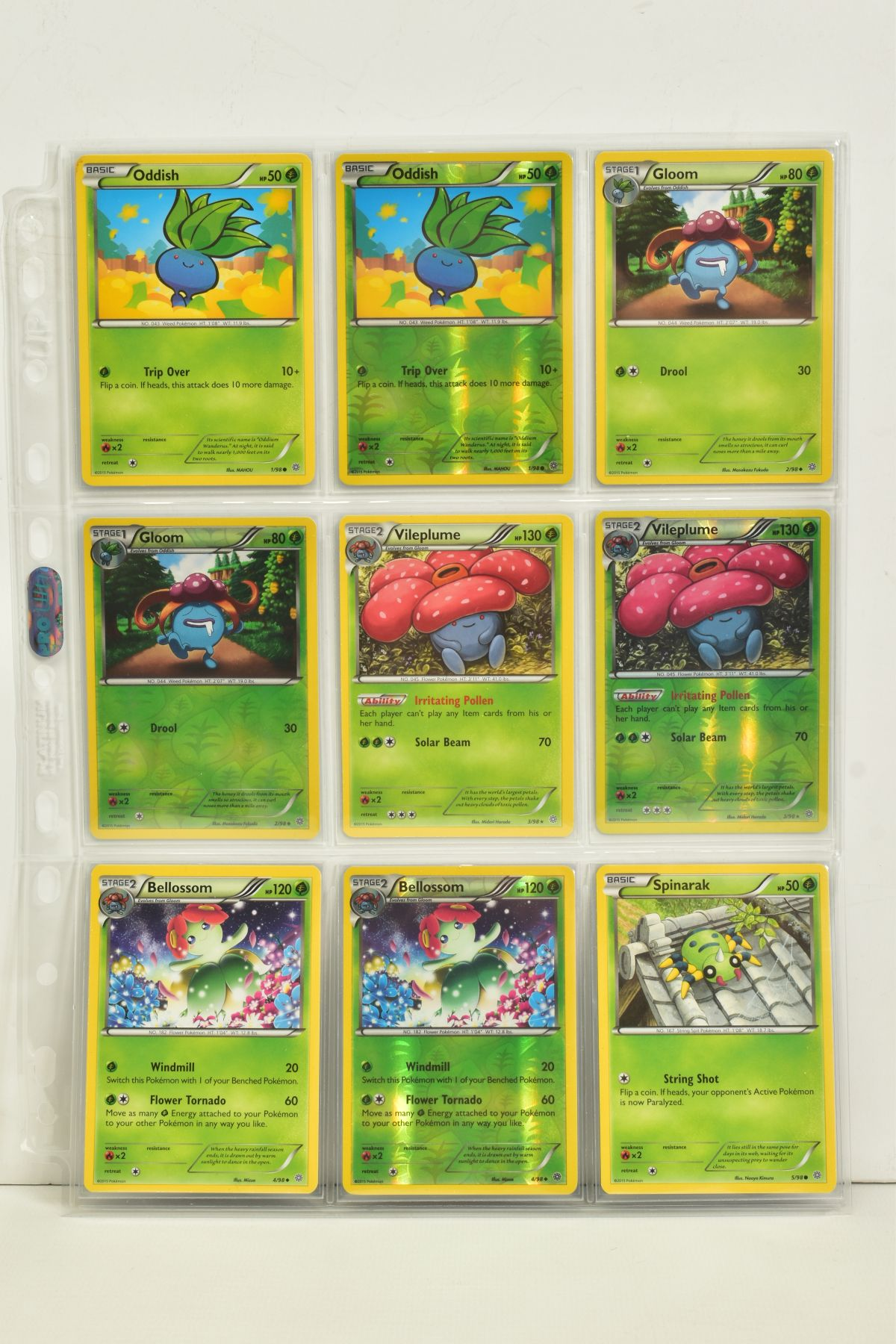A COLLECTION OF ASSORTED POKEMON CARDS, to include complete master sets of XY Phantom Forces, XY - Image 2 of 101