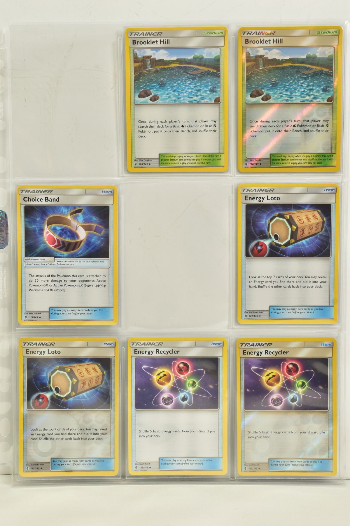 A COLLECTION OF ASSORTED POKEMON CARDS, to include complete master sets of XY Phantom Forces, XY - Image 48 of 101