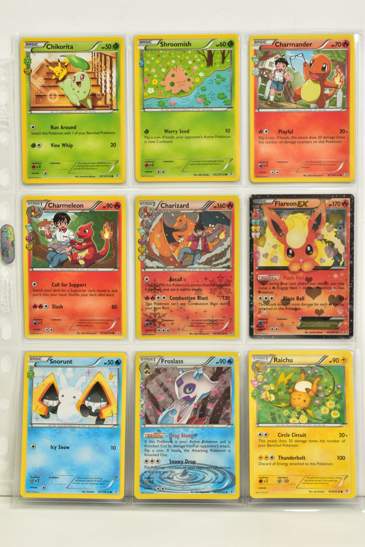 A COLLECTION OF ASSORTED POKEMON CARDS, to include complete master sets of XY Primal Clash, XY - Image 90 of 144