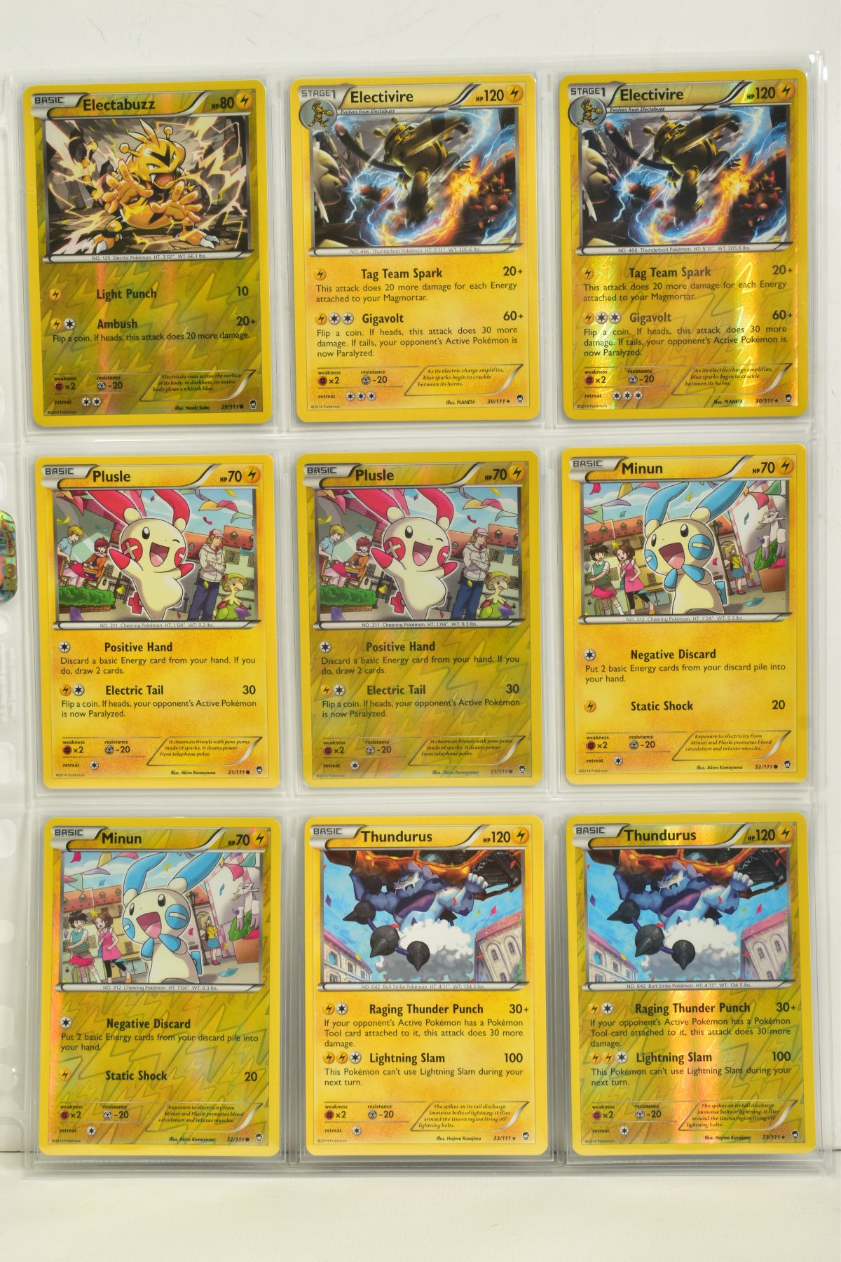 A COLLECTION OF ASSORTED POKEMON CARDS, to include complete master sets of XY Phantom Forces, XY - Image 83 of 101