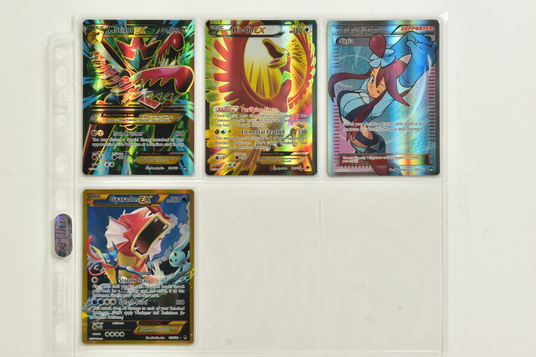 A COLLECTION OF ASSORTED POKEMON CARDS, to include complete master sets of XY Breakpoint, XY Roaring - Image 64 of 108