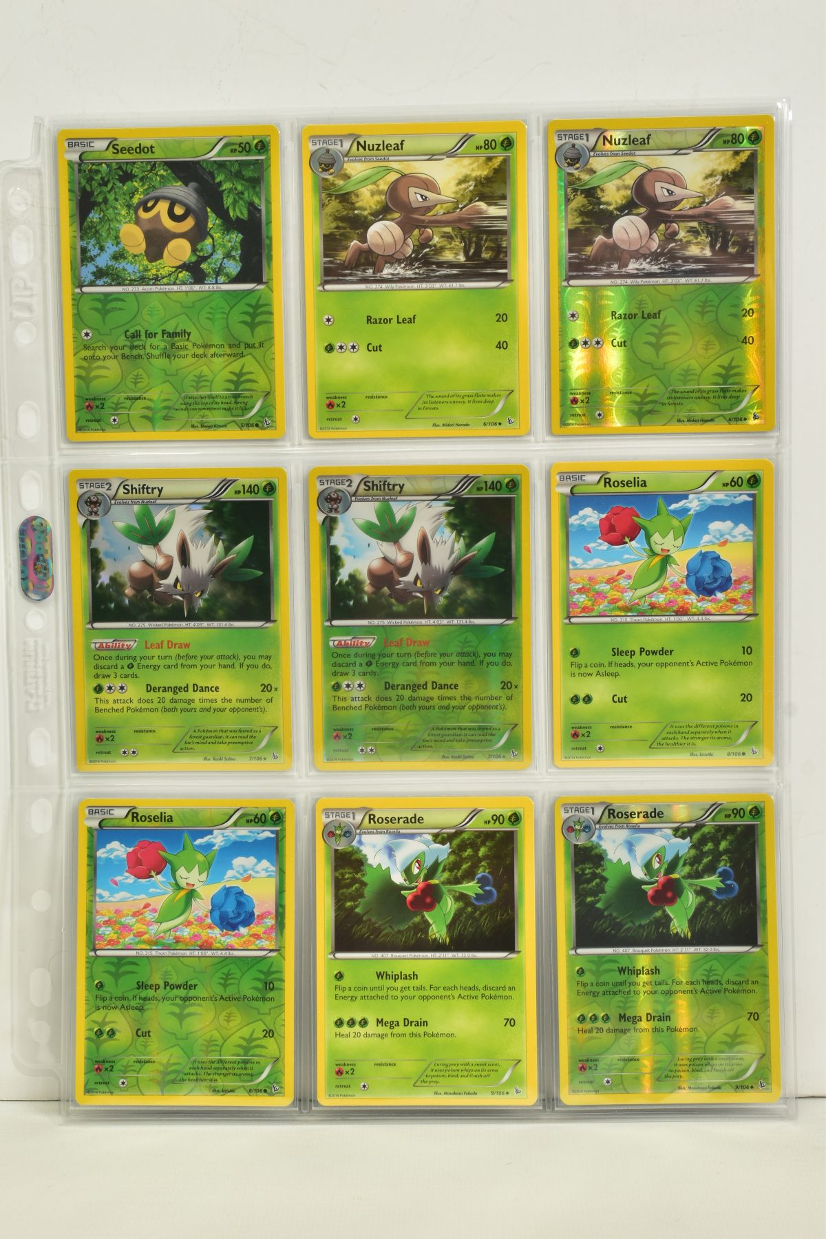 A COLLECTION OF ASSORTED POKEMON CARDS, to include complete master sets of XY Steam Siege, XY - Image 3 of 87