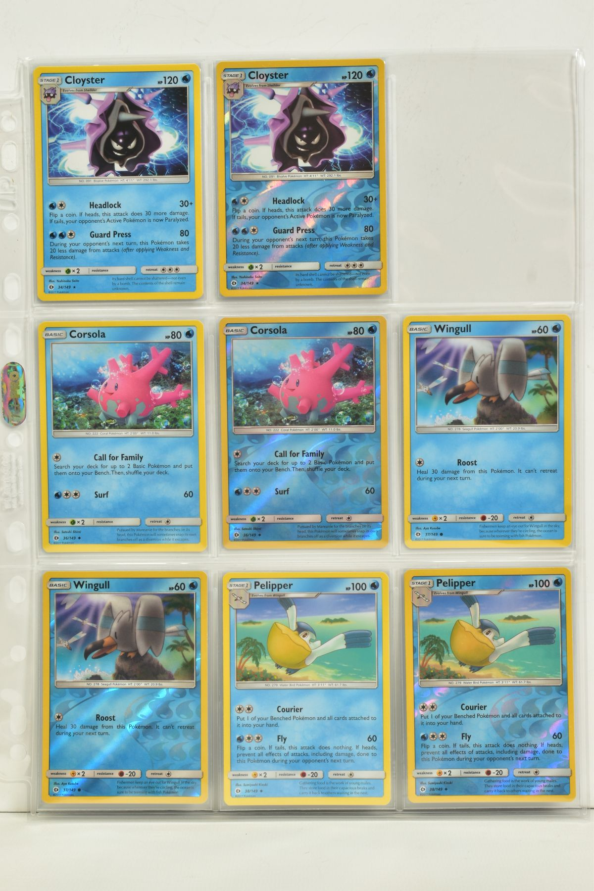 A COLLECTION OF ASSORTED POKEMON CARDS, to include complete master sets of XY Primal Clash, XY - Image 9 of 144