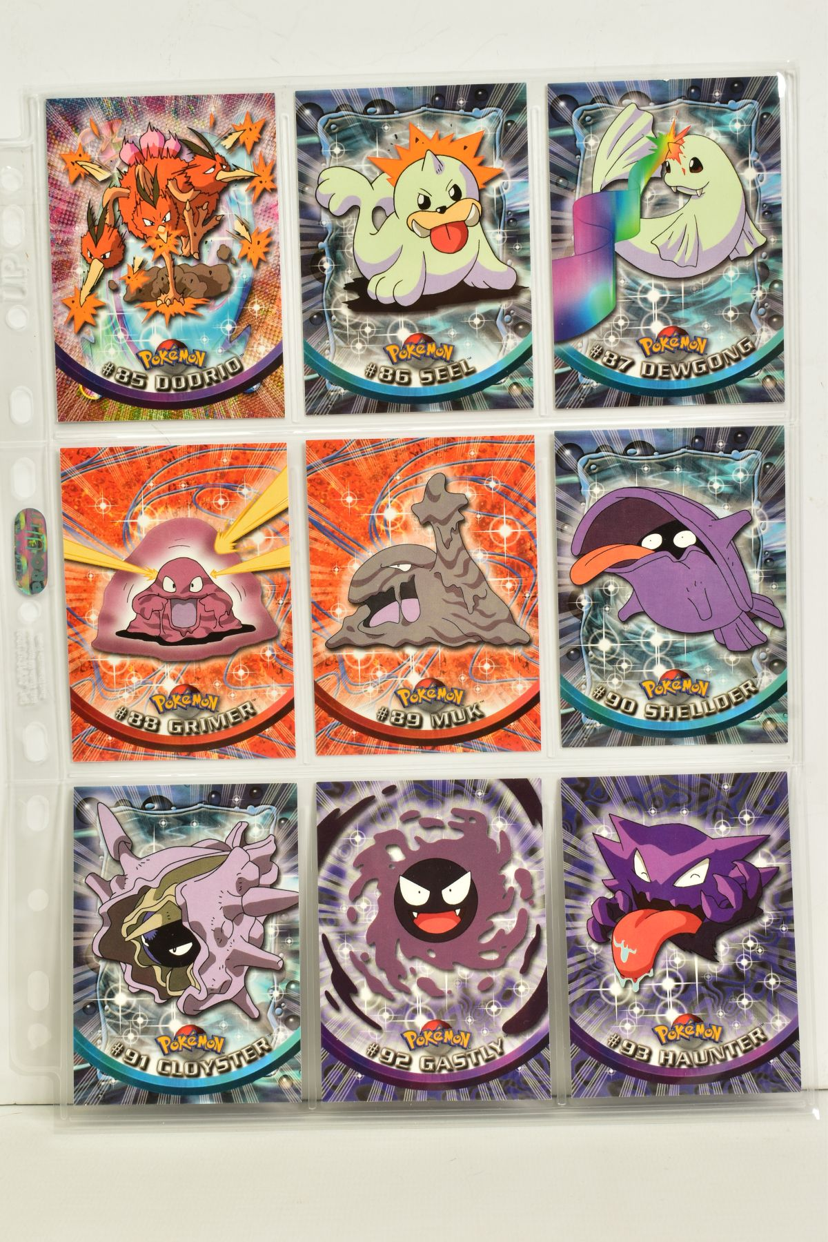 A COLLECTION OF ASSORTED POKEMON CARDS, to include complete master sets of XY Primal Clash, XY - Image 138 of 144