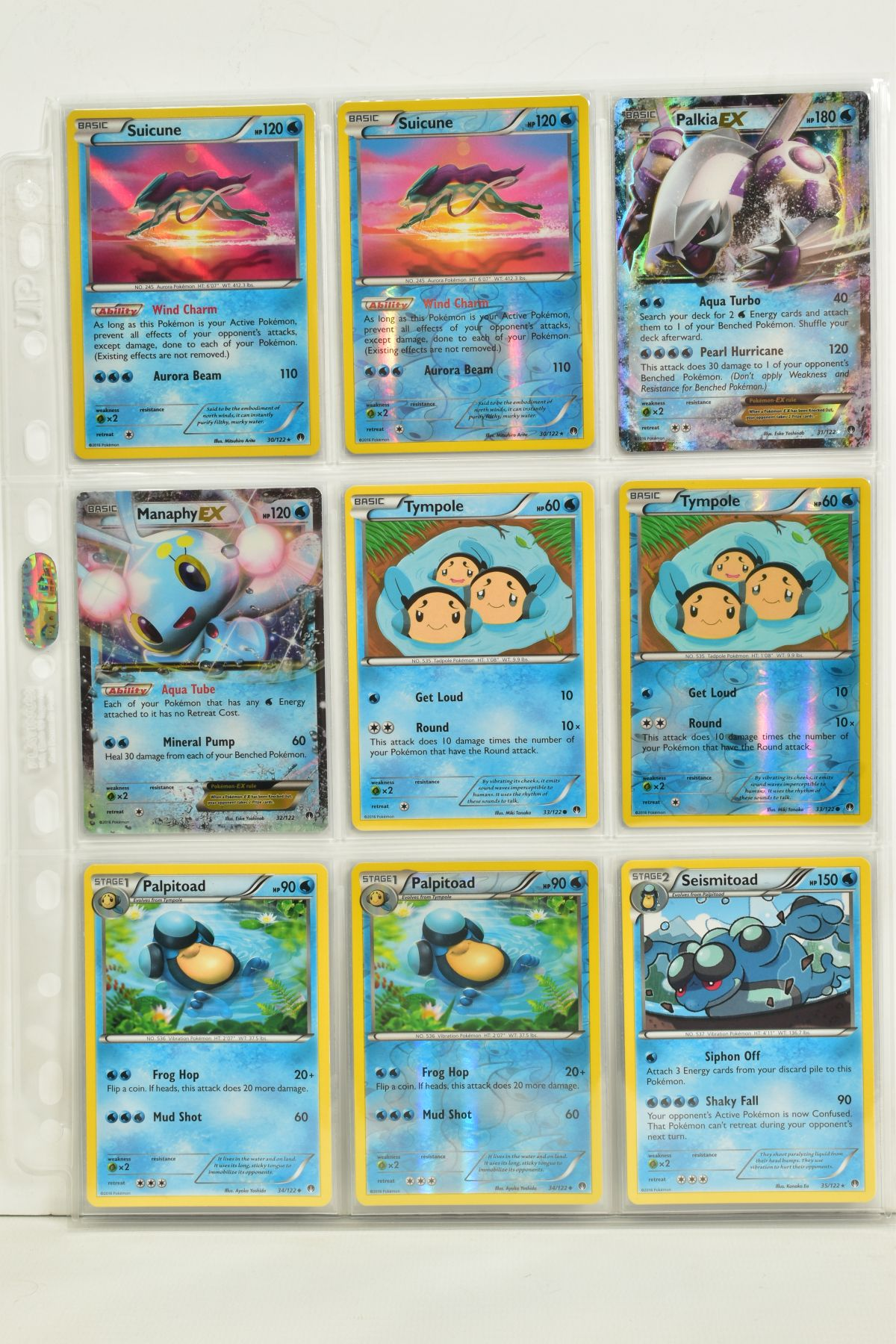 A COLLECTION OF ASSORTED POKEMON CARDS, to include complete master sets of XY Breakpoint, XY Roaring - Image 46 of 108