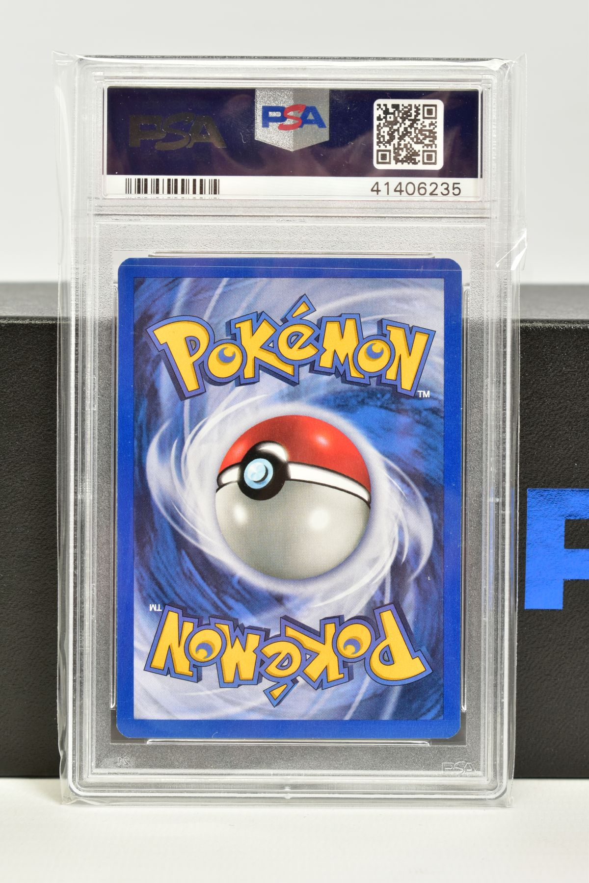 A PSA GRADED POKEMON 1ST EDITION PRE RELEASE FOSSIL SET AERODACTYL HOLO CARD, (1/62), Cosmo foil, - Image 2 of 2