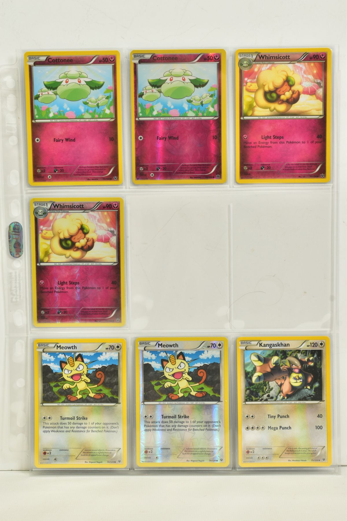 A COLLECTION OF ASSORTED POKEMON CARDS, to include complete master sets of XY Steam Siege, XY - Image 39 of 87