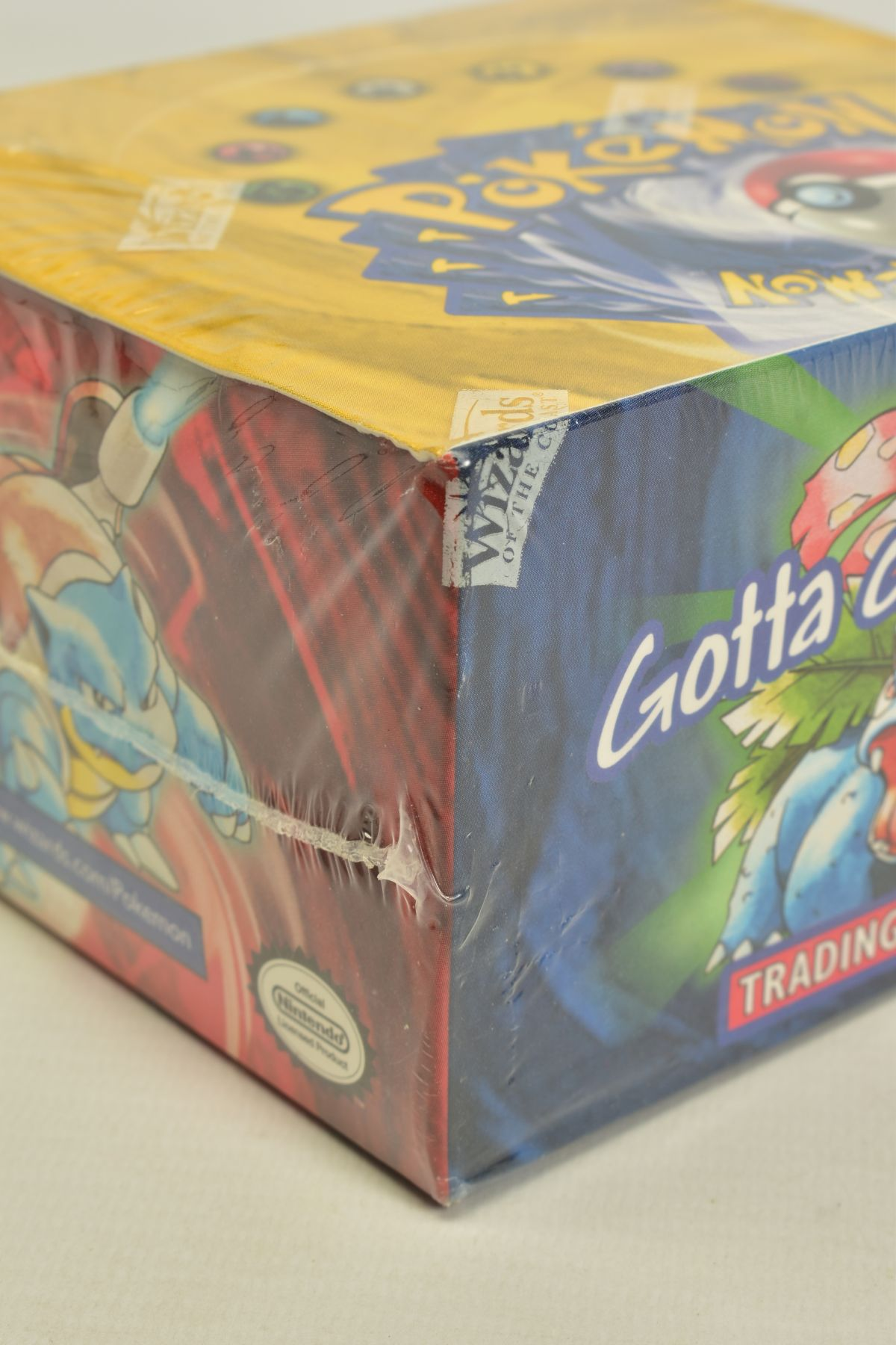 A SEALED POKEMON BASE SET BOOSTER BOX, has some minor damage to cellophane on top left hand corner - Image 8 of 13