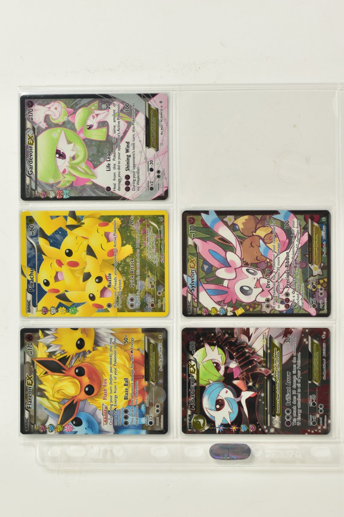 A COLLECTION OF ASSORTED POKEMON CARDS, to include complete master sets of XY Primal Clash, XY - Image 93 of 144