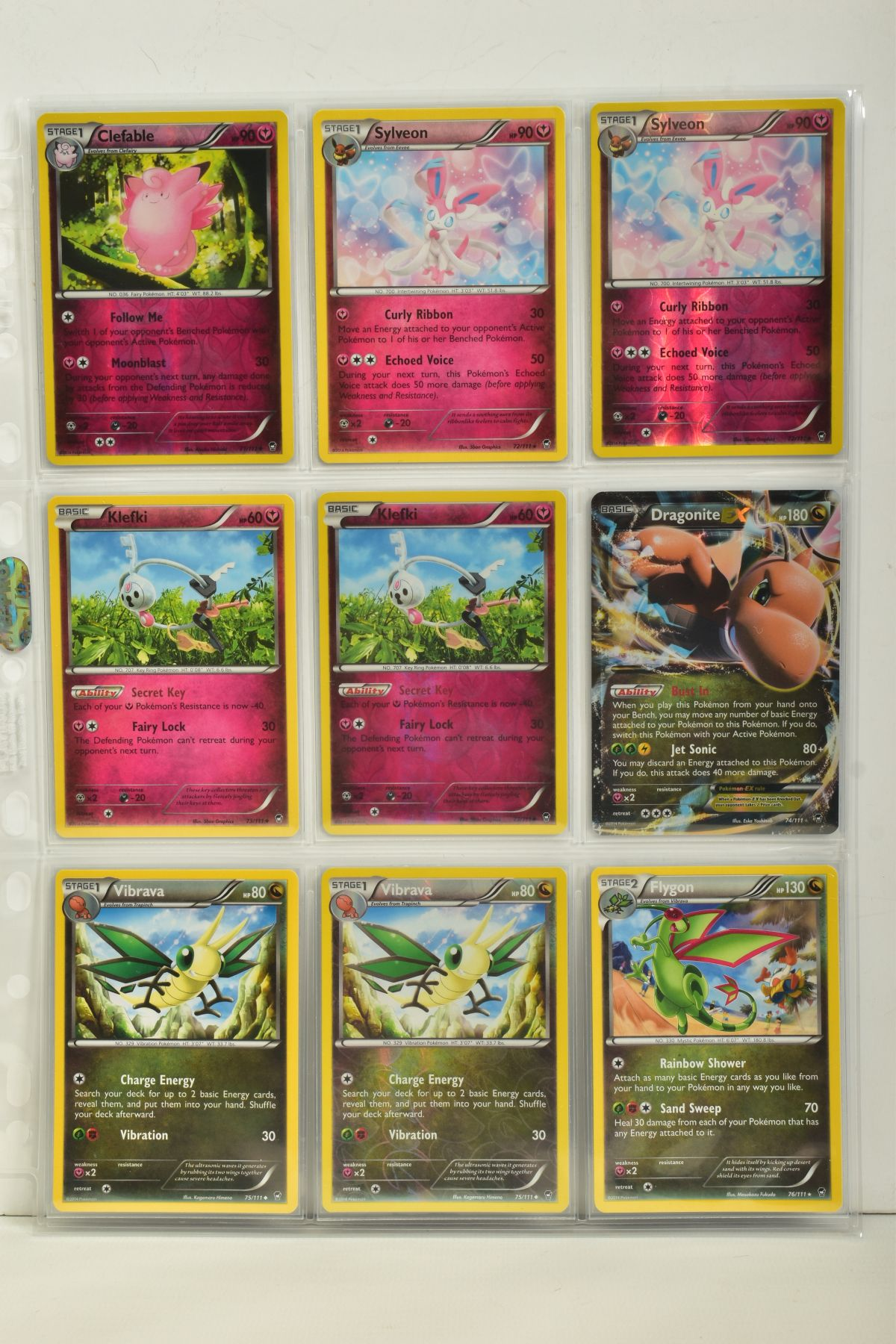A COLLECTION OF ASSORTED POKEMON CARDS, to include complete master sets of XY Phantom Forces, XY - Image 92 of 101