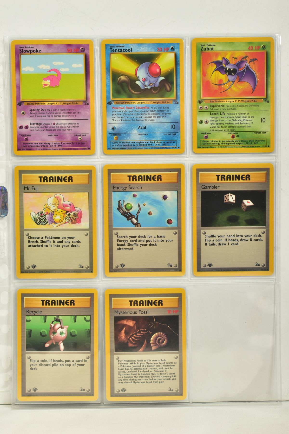 A COLLECTION OF ASSORTED POKEMON CARDS, to include complete master sets of XY Steam Siege, XY - Image 61 of 87