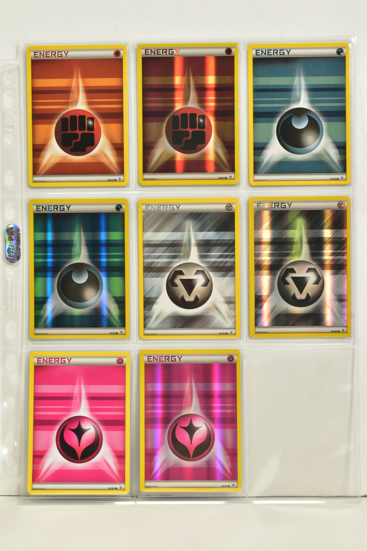 A COLLECTION OF ASSORTED POKEMON CARDS, to include complete master sets of XY Primal Clash, XY - Image 87 of 144