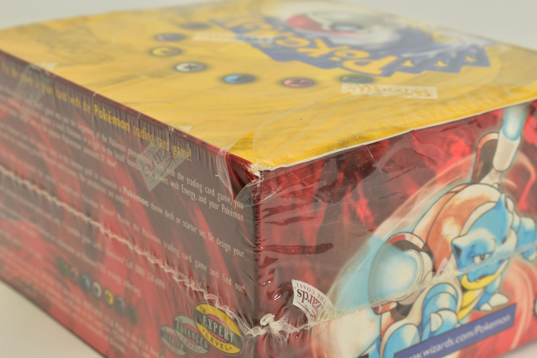 A SEALED POKEMON BASE SET BOOSTER BOX, has some minor damage to cellophane on top left hand corner - Image 7 of 13