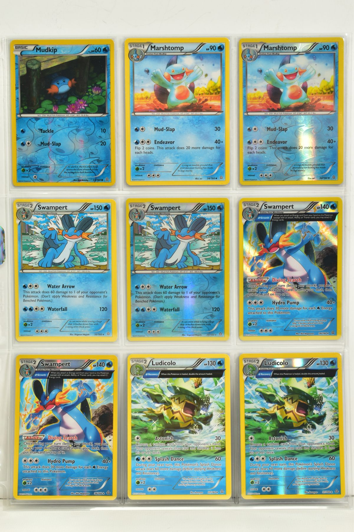 A COLLECTION OF ASSORTED POKEMON CARDS, to include complete master sets of XY Primal Clash, XY - Image 41 of 144