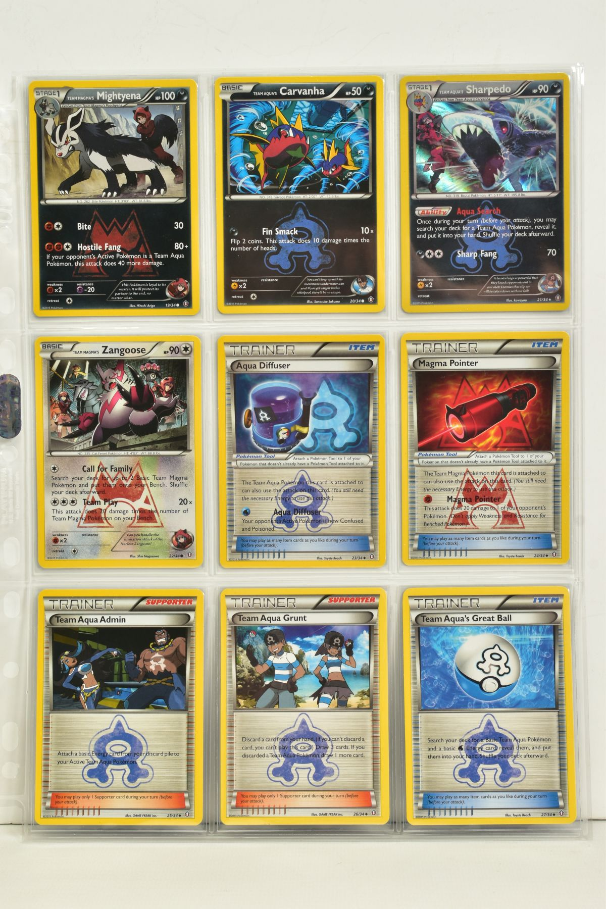 A COLLECTION OF ASSORTED POKEMON CARDS, to include complete master sets of XY Primal Clash, XY - Image 69 of 144
