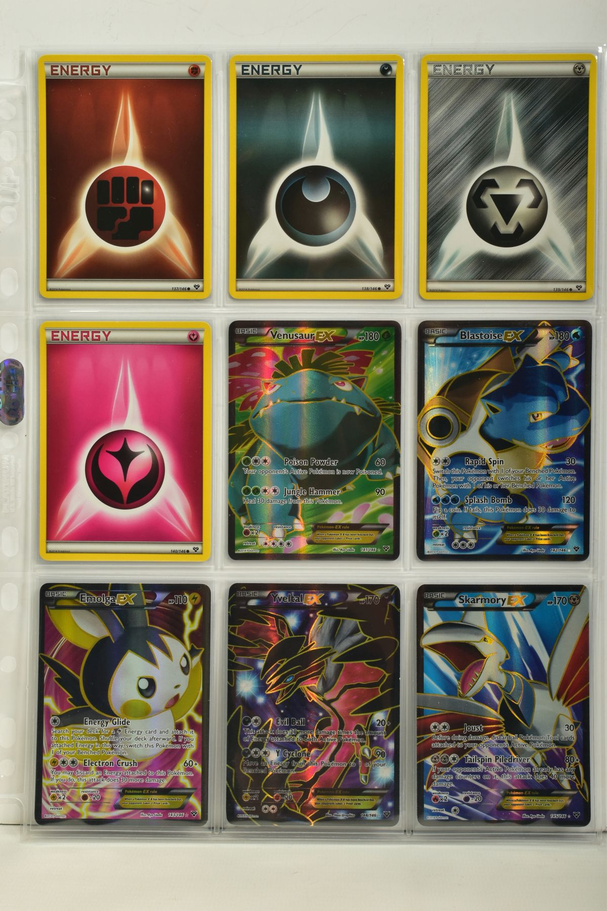 A COLLECTION OF ASSORTED POKEMON CARDS, to include complete master sets of XY Primal Clash, XY - Image 123 of 144