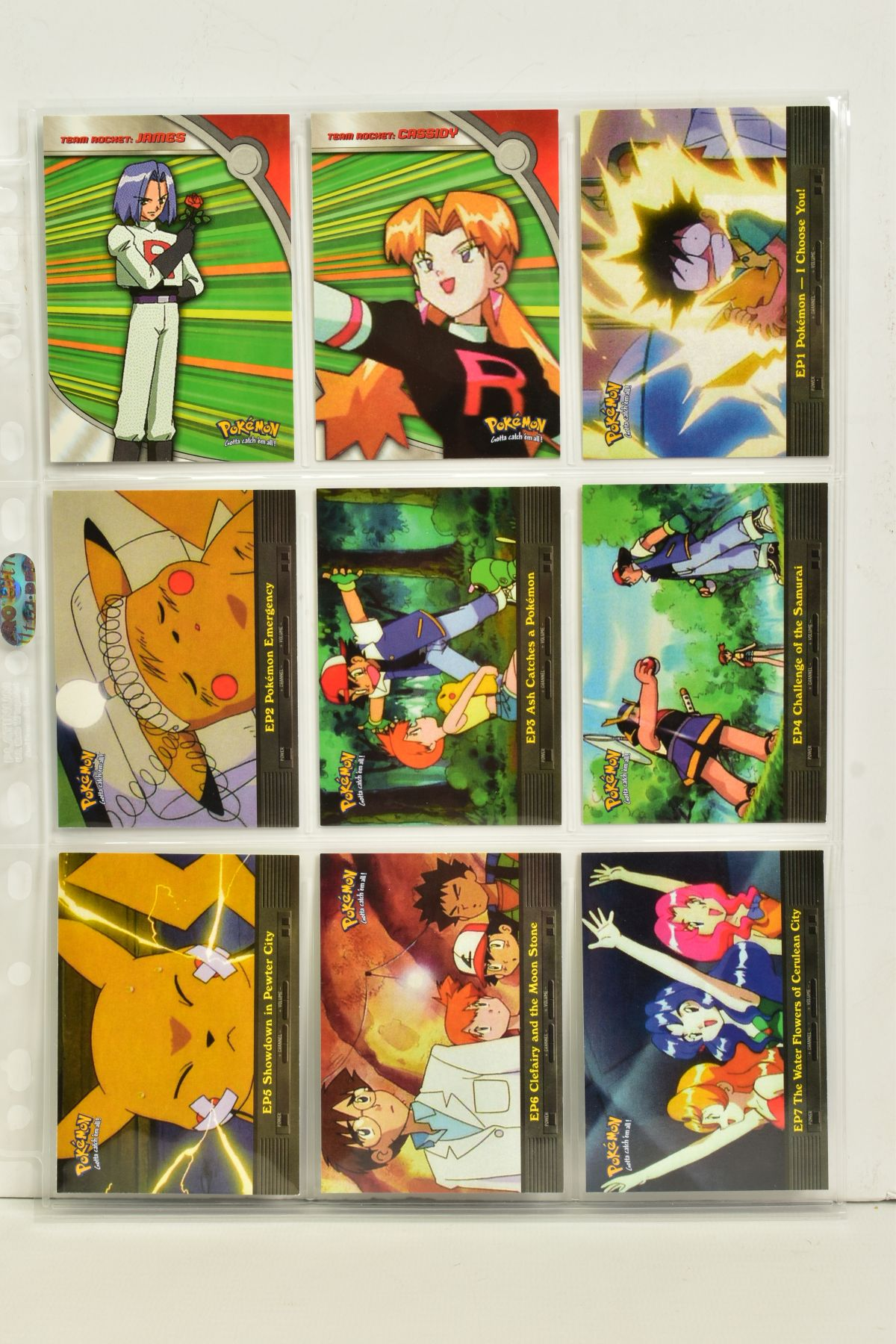 A COLLECTION OF ASSORTED POKEMON CARDS, to include complete master sets of XY Primal Clash, XY - Image 142 of 144
