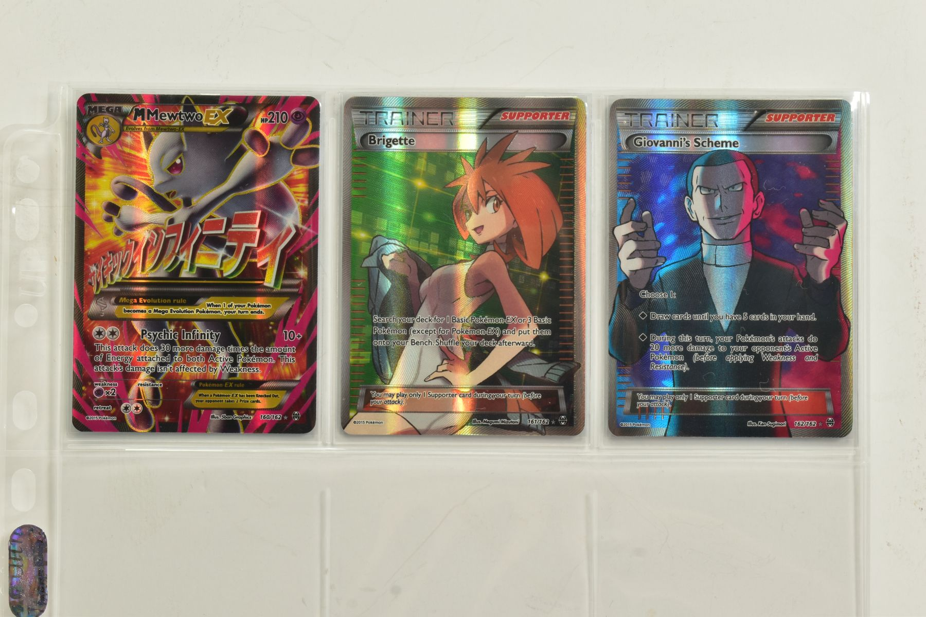 A COLLECTION OF ASSORTED POKEMON CARDS, to include complete master sets of XY Breakpoint, XY Roaring - Image 35 of 108