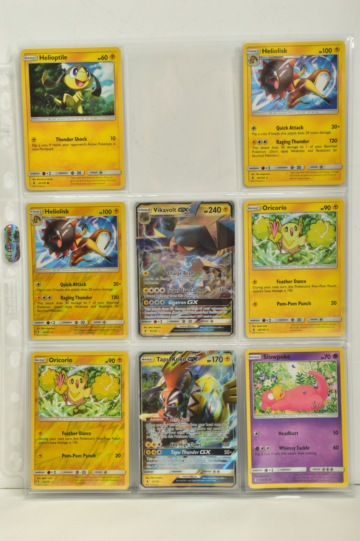 A COLLECTION OF ASSORTED POKEMON CARDS, to include complete master sets of XY Phantom Forces, XY - Image 32 of 101