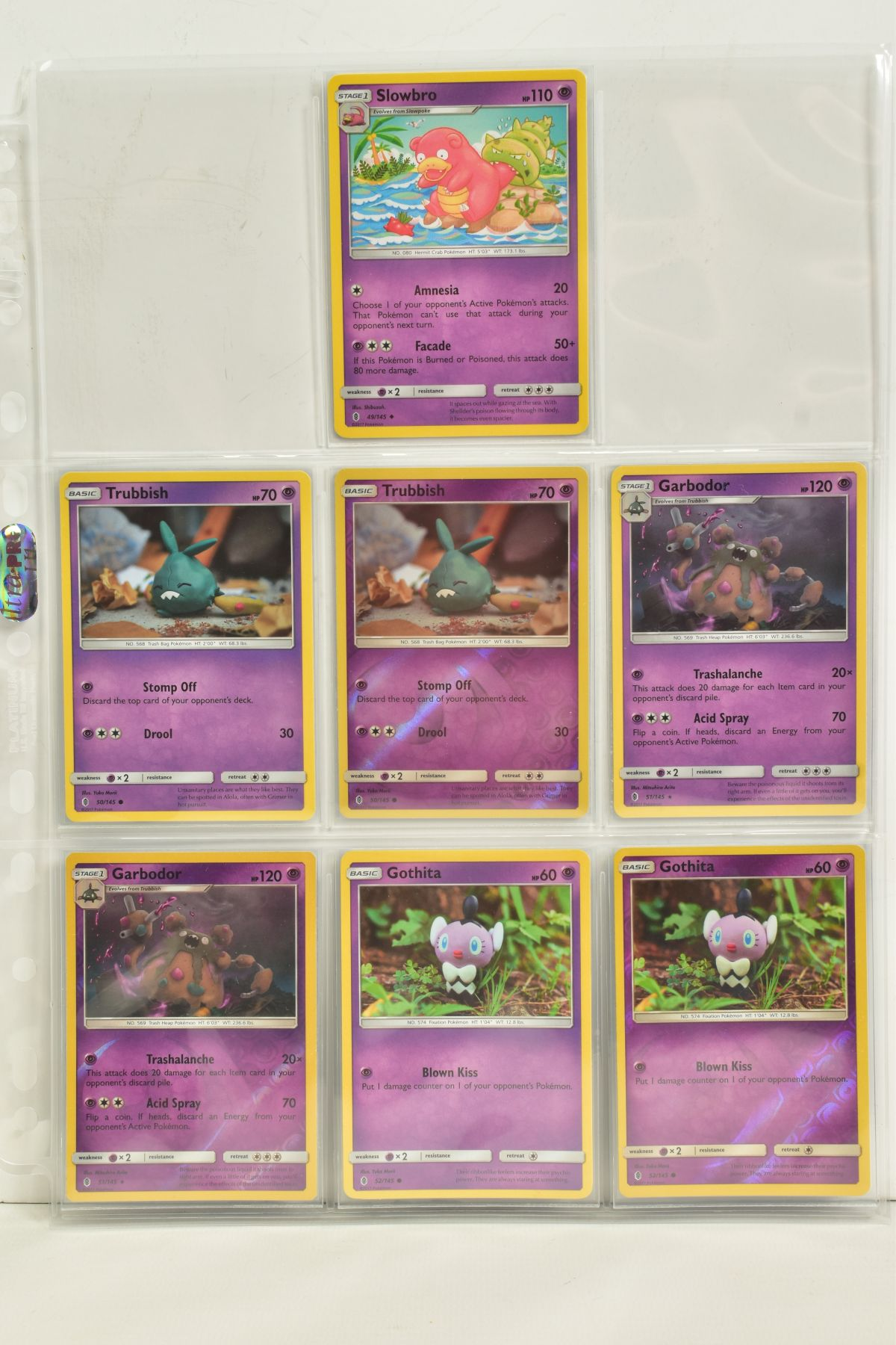 A COLLECTION OF ASSORTED POKEMON CARDS, to include complete master sets of XY Phantom Forces, XY - Image 33 of 101