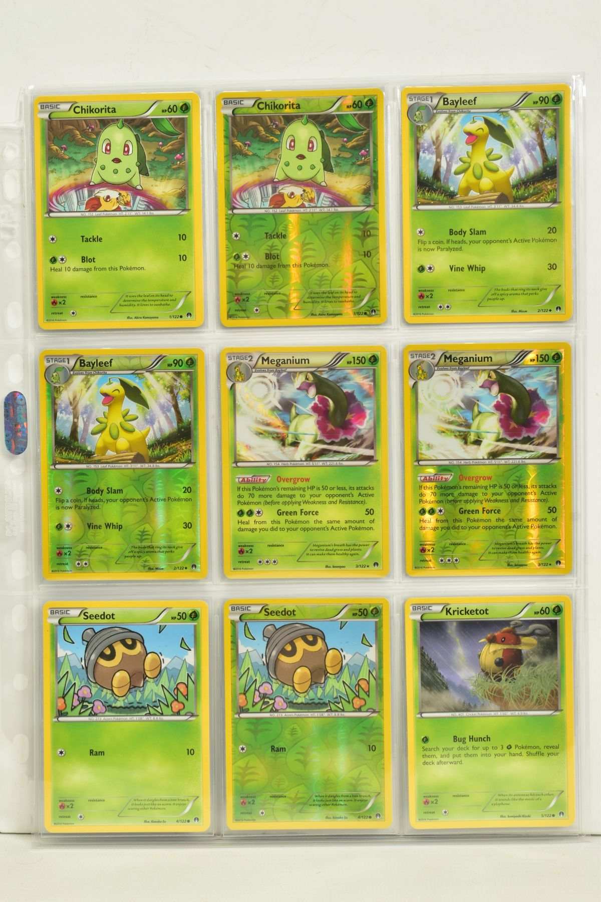 A COLLECTION OF ASSORTED POKEMON CARDS, to include complete master sets of XY Breakpoint, XY Roaring - Image 40 of 108
