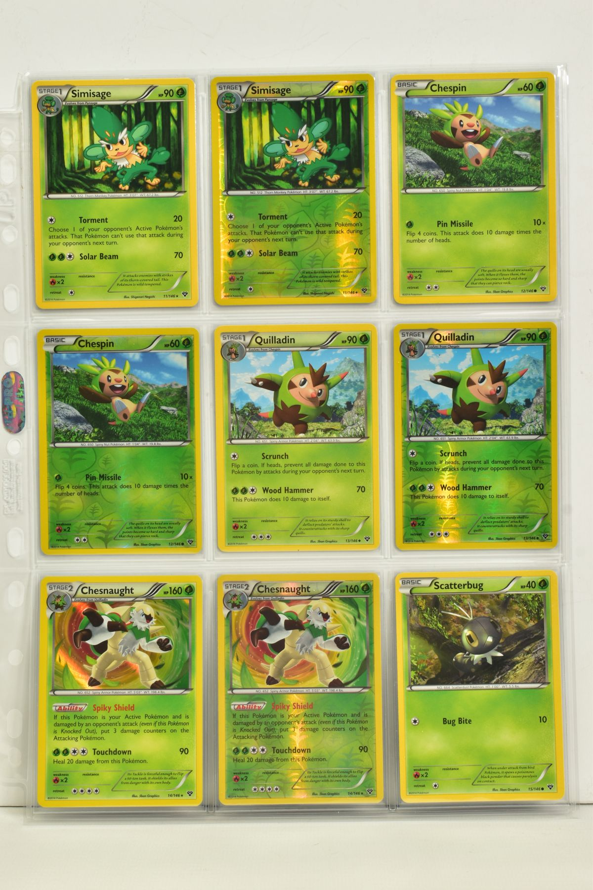 A COLLECTION OF ASSORTED POKEMON CARDS, to include complete master sets of XY Primal Clash, XY - Image 96 of 144