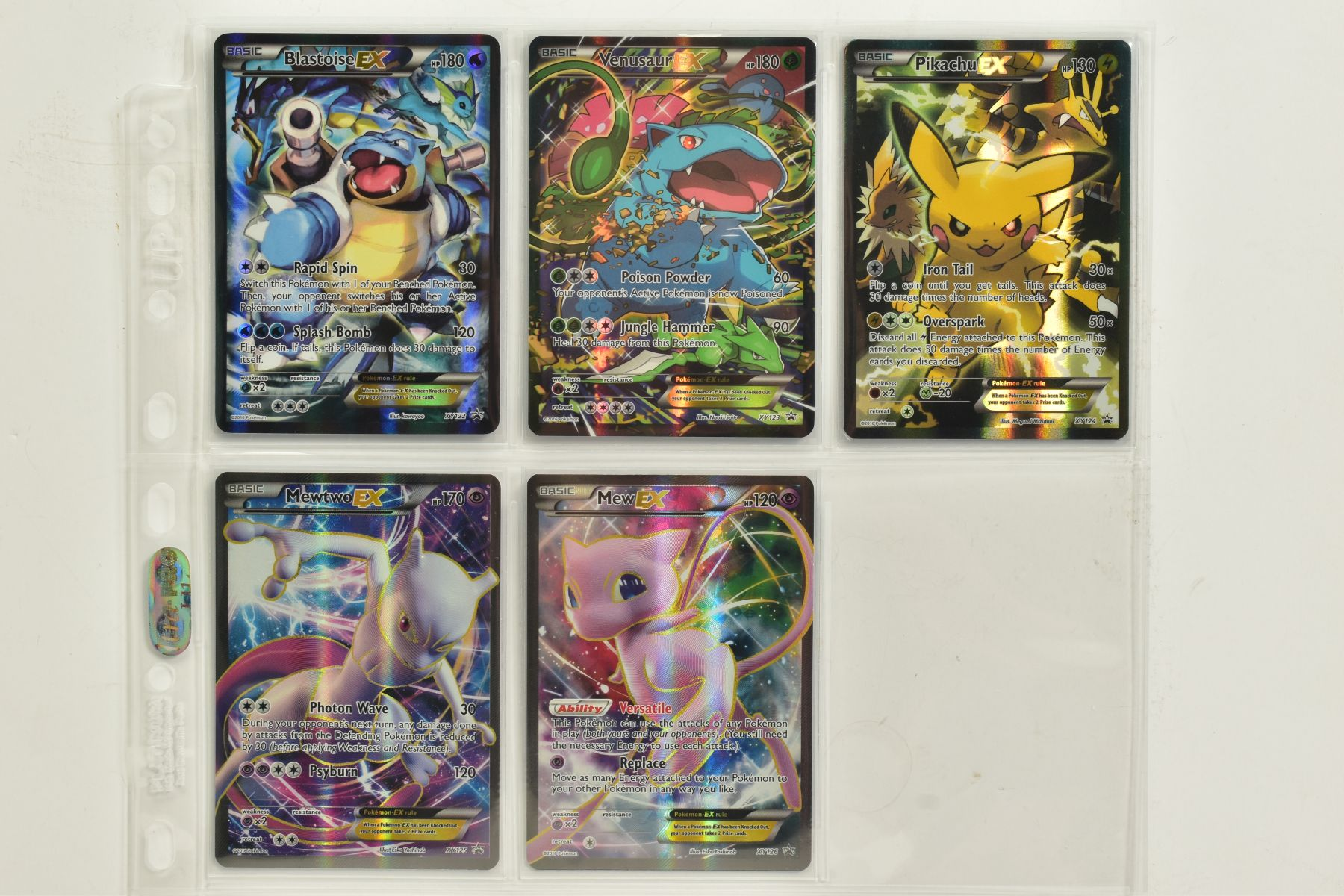 A COLLECTION OF ASSORTED POKEMON CARDS, to include complete master sets of XY Steam Siege, XY - Image 57 of 87