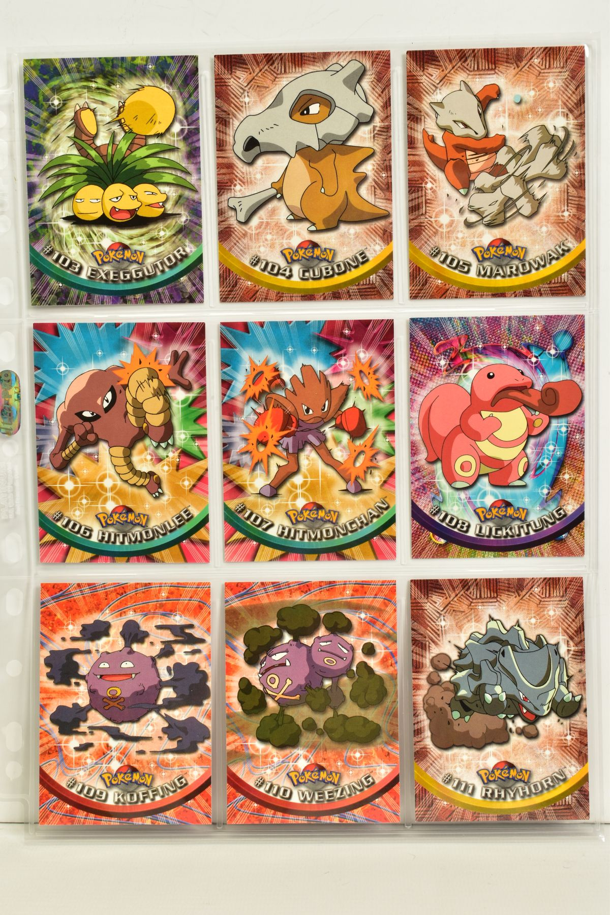 A COLLECTION OF ASSORTED POKEMON CARDS, to include complete master sets of XY Primal Clash, XY - Image 140 of 144