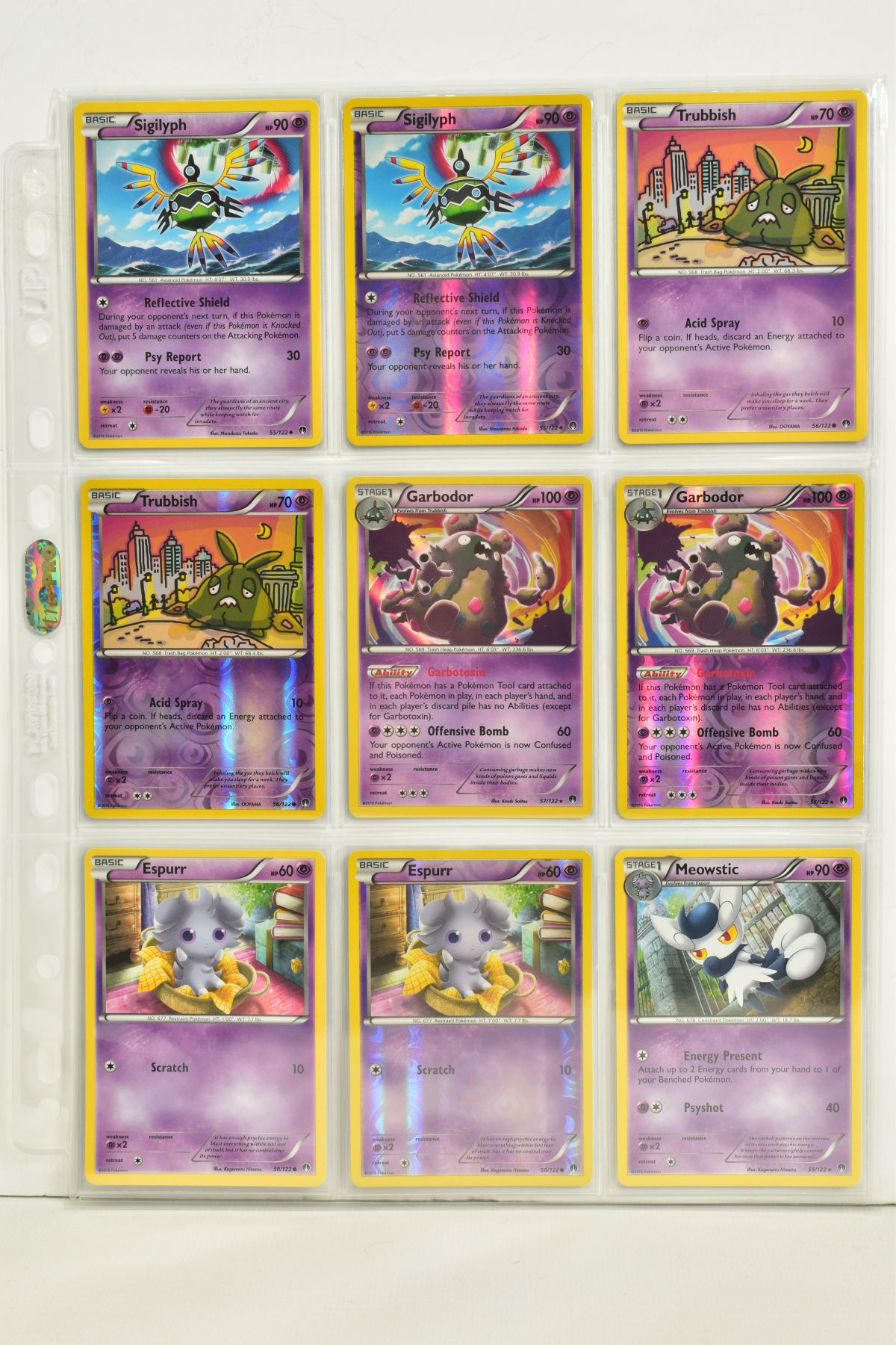 A COLLECTION OF ASSORTED POKEMON CARDS, to include complete master sets of XY Breakpoint, XY Roaring - Image 51 of 108