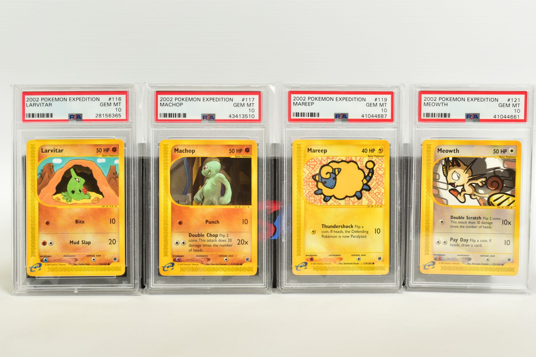 A QUANTITY OF PSA GRADED POKEMON E CARD EXPEDITION BASE SET CARDS, all are graded GEM MINT 10 and - Image 7 of 12