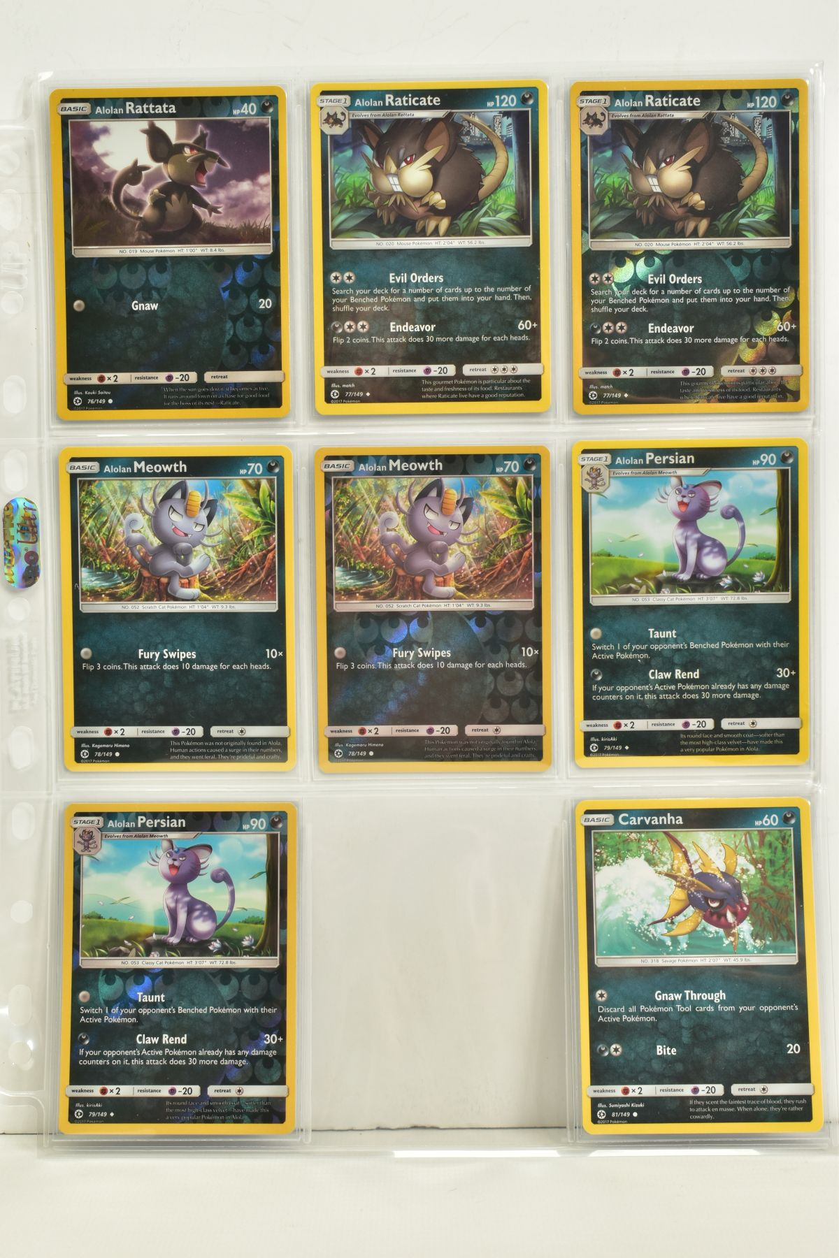 A COLLECTION OF ASSORTED POKEMON CARDS, to include complete master sets of XY Primal Clash, XY - Image 18 of 144