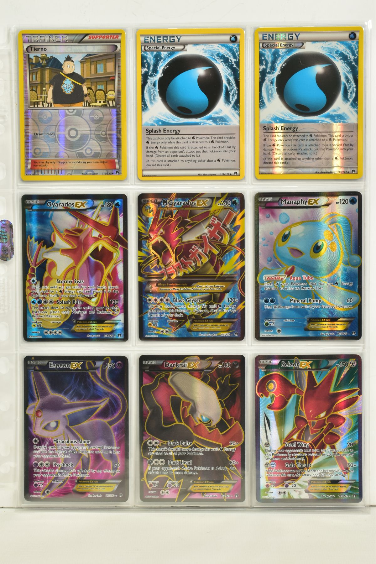 A COLLECTION OF ASSORTED POKEMON CARDS, to include complete master sets of XY Breakpoint, XY Roaring - Image 63 of 108