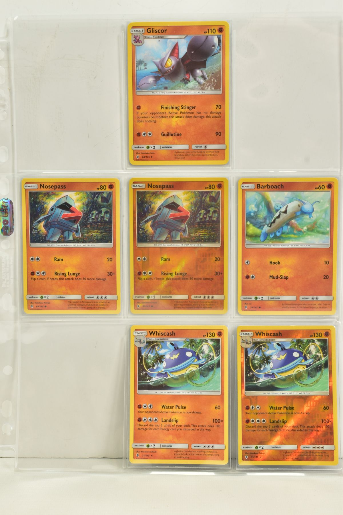 A COLLECTION OF ASSORTED POKEMON CARDS, to include complete master sets of XY Phantom Forces, XY - Image 37 of 101