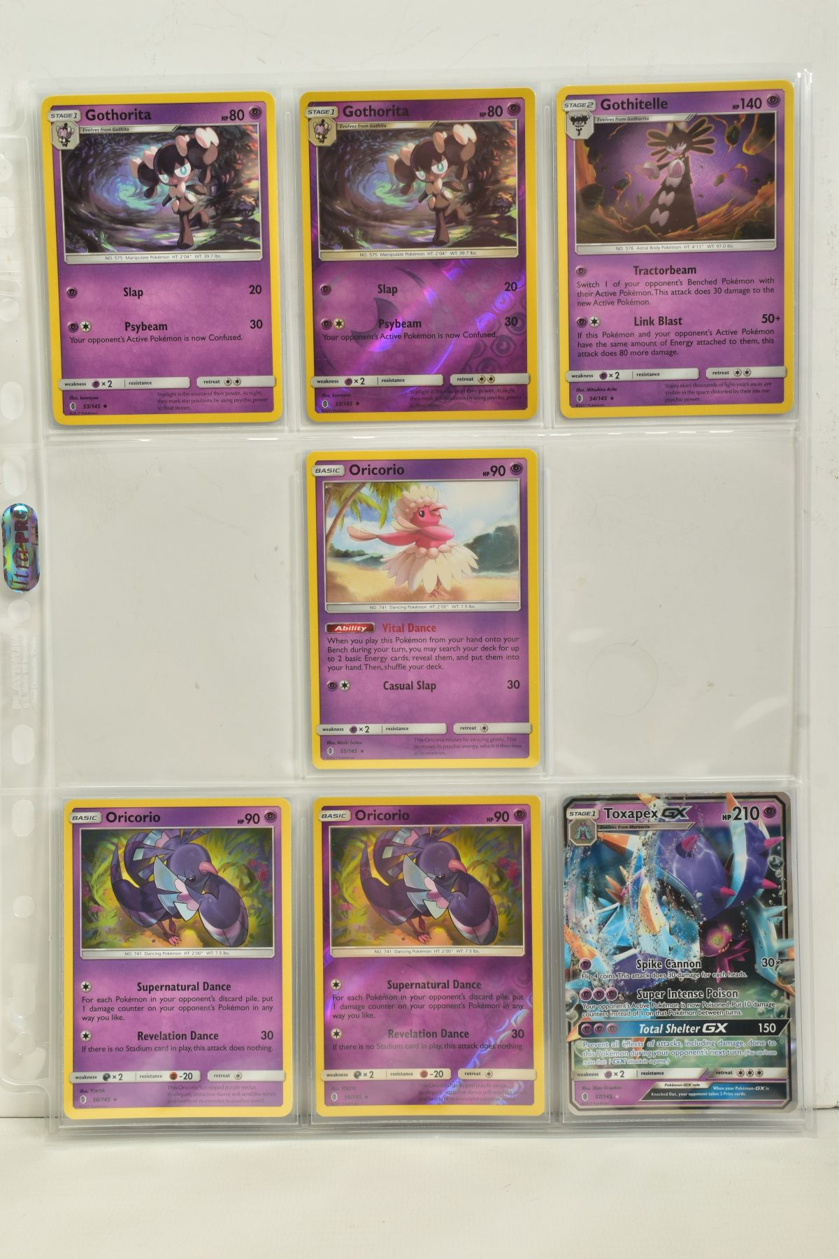 A COLLECTION OF ASSORTED POKEMON CARDS, to include complete master sets of XY Phantom Forces, XY - Image 34 of 101