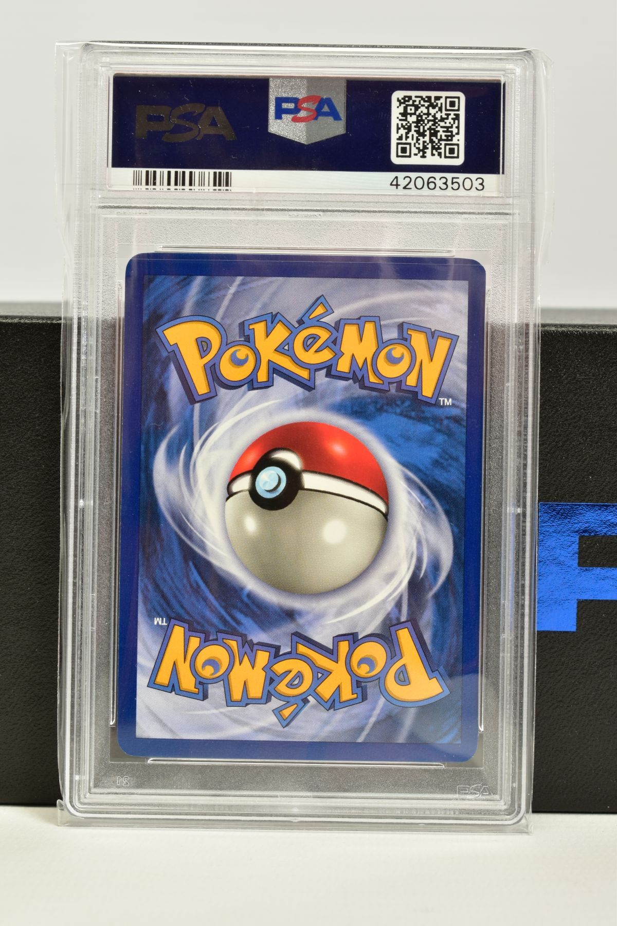 A PSA GRADED POKEMON 1ST EDITION FOSSIL SET AERODACTYL HOLO CARD, (1/62), graded GEM MINT 10 and - Image 2 of 2