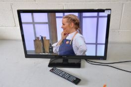 A SHARP LC-24DHF 24ins LCD TV with remote (PAT pass and working)