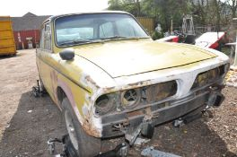A 1974 TRIUMPH DOLOMITE SPRINT SALOON CAR FOR RESTORATION, first registered 01/02/1974 with a 1998cc
