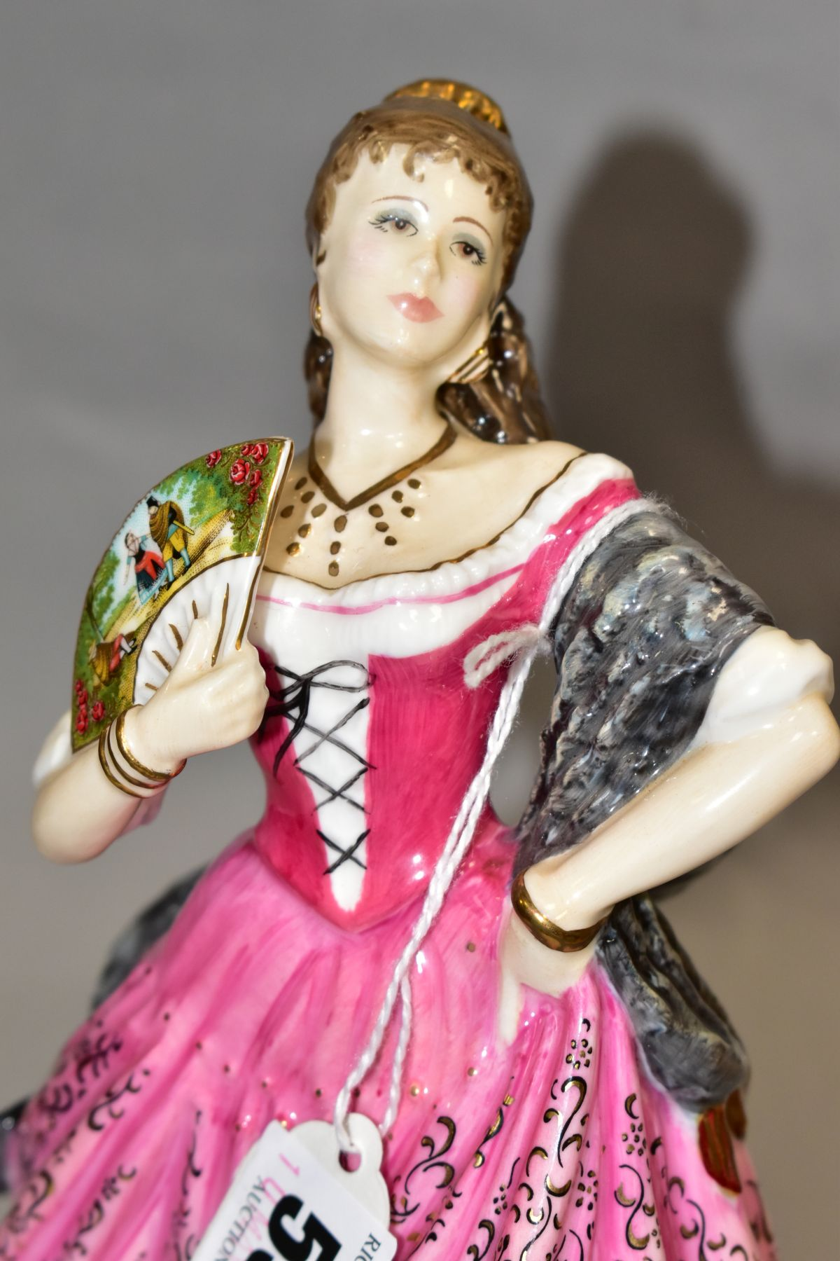 A LIMITED EDITION ROYAL DOULTON FIGURE, 'Carmen' HN3993 from Opera Heroines Collection sculptured by - Image 4 of 5