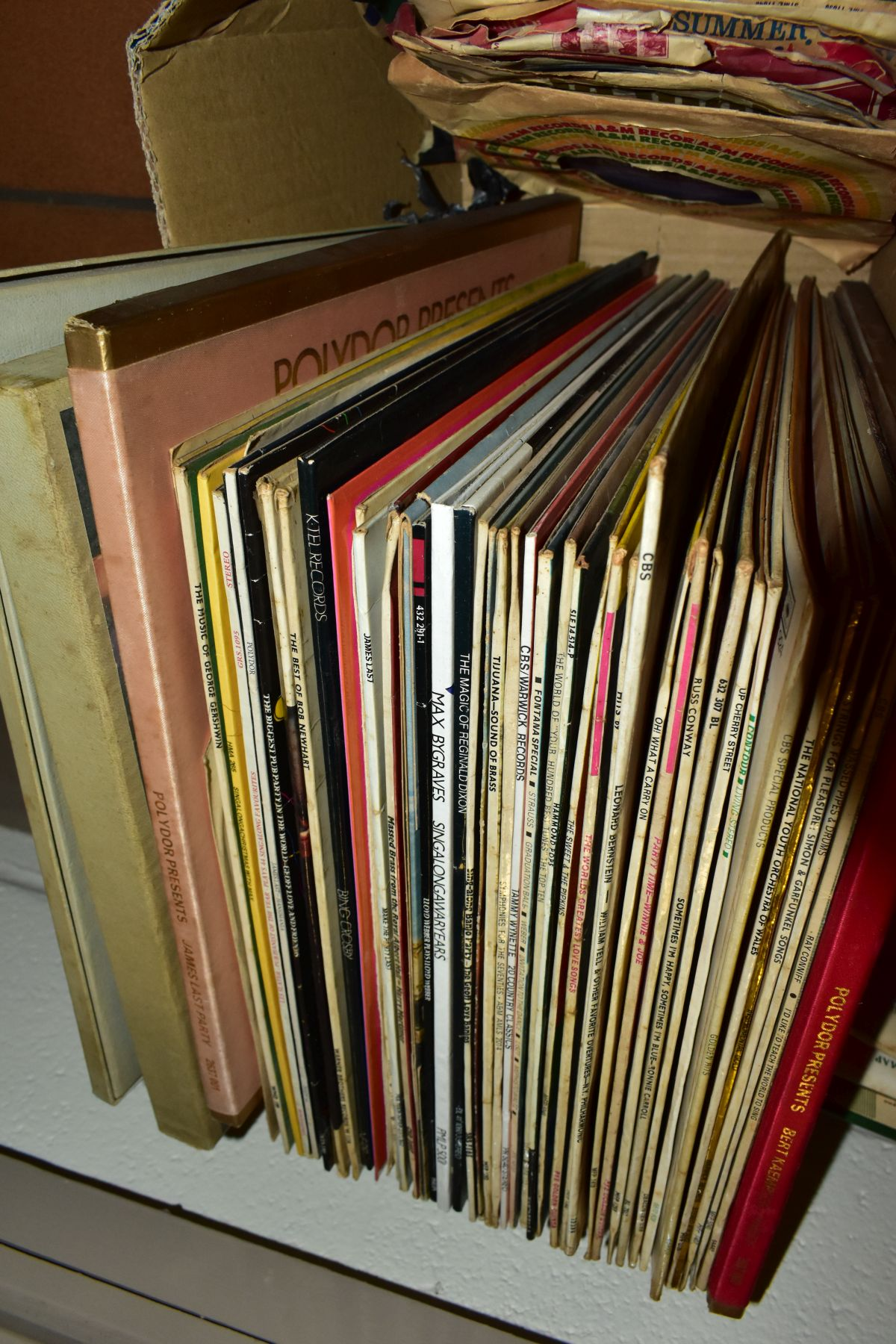 BOOKS, six boxes of over one hundred and twenty five miscellaneous titles to include Royal - Image 5 of 9